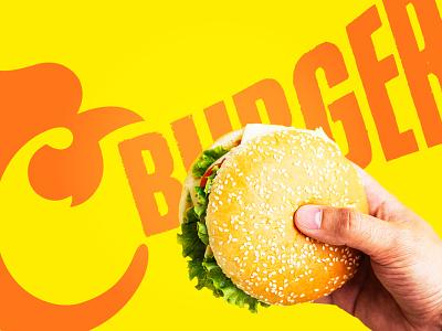 Cluckers Burger / Fast-food Branding graphic design logo design creative food fastfood logodesign industria design industria branding byindustria restaurant brand development restaurant branding fast food branding chicken logo burger chicken symbol icon logo branding