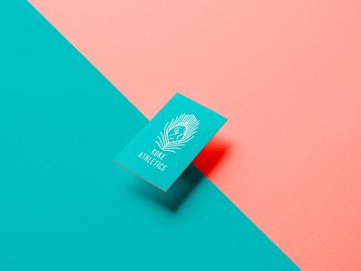 Koke Athletics / Business Card graphic design business card industria design industria branding design industria branding industria koke athletics brand strategy brand design brand development brand identity paper print apparel apparel brand businesscard logo design branding