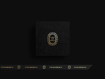POSSEBON / Jewelry Branding and Packaging Design brand strategy brand development studio byindustria industria design industria branding industria foil gold black creative design studio branding agency jewelry branding jewelry jewelry packaging packaging logo design branding