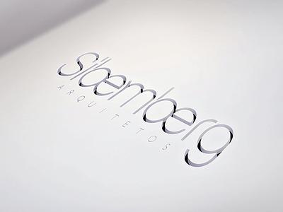 Logo Design marca para arquiteto criação de marca desenvolvimento de marca logo arquitetura architecture architect logotipo logos identity logo branding logo design