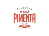 Santa Kombucha - Maçã e Pimenta
