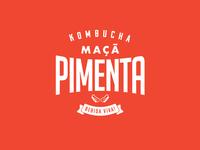 Santa Kombucha - Maca e Pimenta