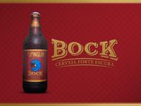 Cerveja Bock / Cervejaria Tupiniquim