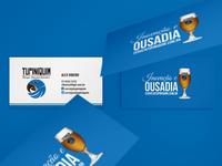 Business Card / Cervejaria Tupiniquim