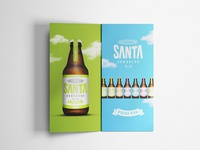 Santa Kombucha Brochure 1