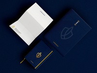Stationery / Lorensegs Brand Identity