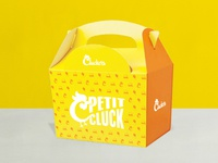 Packaging design for Fast-food
