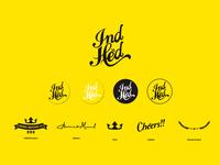 IndHed Beer / Branding Elements