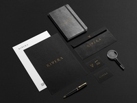 Stationery Design for Concierge Company