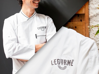 Identity Design for Legurmê