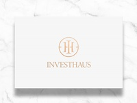 Brand Identity for INVESTHAUS