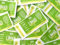 New Label / Packaging Design for Kombucha