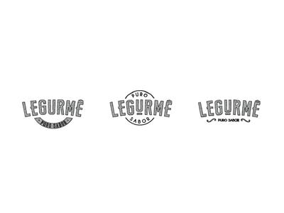 Branding Logo Process for Legurmê