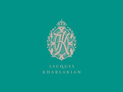 Elegant and traditional monogram
