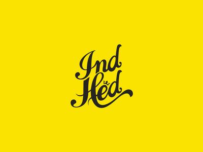 IndHed Logo Design
