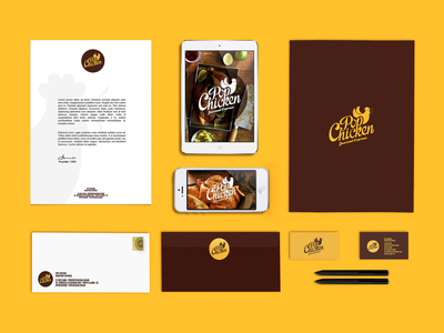 Branding for PopChicken