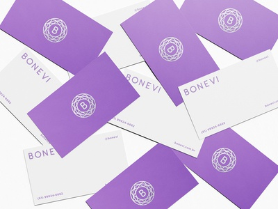 Bonevi business cards