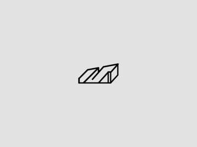Abstract minimal logos icon shape project -05