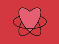 Love = Genius (OR) Science has my heart.