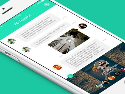 MOSS App Design Concept