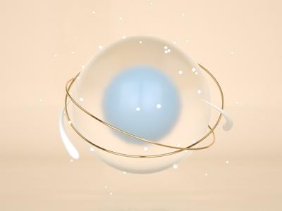 Bubble art design graphicdesign 3d art octanerender cinema 4d