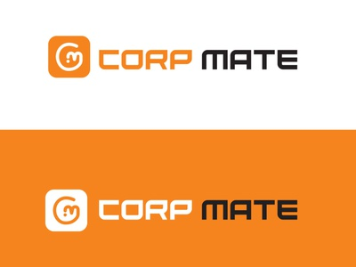 Corp Mate logo trading logo logo design vector business logo illustration new logo design unique logo typography logodesign brand identity