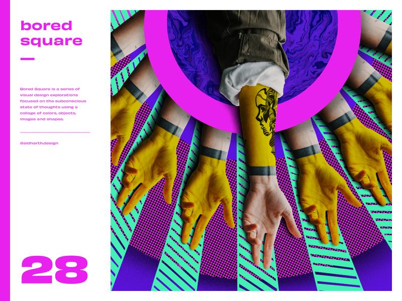 bored square 28 handed quarantine covid graphic art digital art graphic design artwork digital procreate safety hands