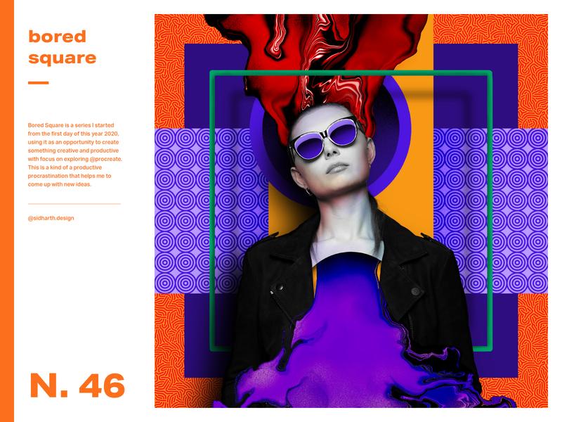 Deception digitalart poster design artwork digital poster fashion procreate human face deception