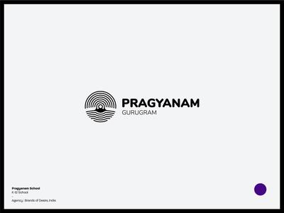 Pragyanam School   |   Branding