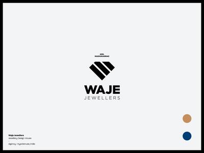 Waje Jewellers   |   Re-Branding