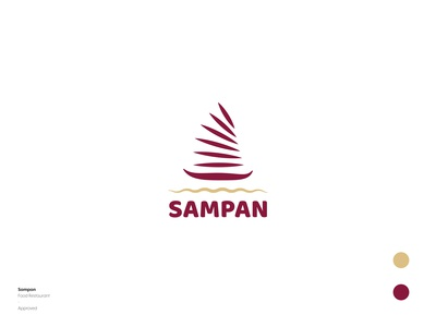 Sampan  |  Rebranding