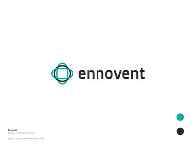 Ennovent  |  Rebranding