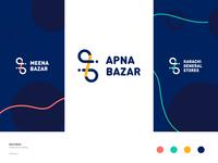 Apna Bazar  |  Rebranding