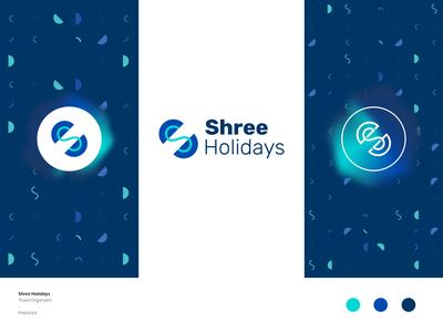 Shree Holidays  |  Branding