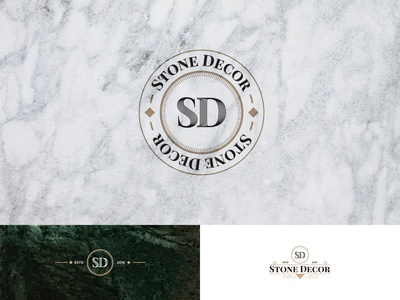 Stone Decor  |  Rebranding