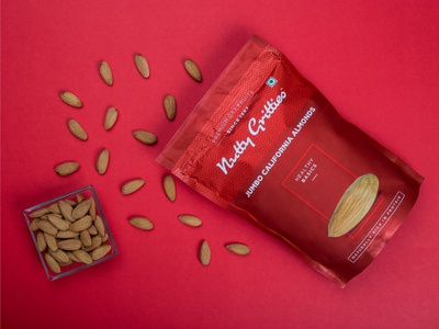 Nutty Gritties  |  Packaging Design - Healthy Basics