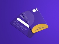 Aaradhya  |  Branding (Membership Card)