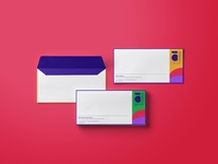 Aaradhya  |  Branding (Envelope Design)
