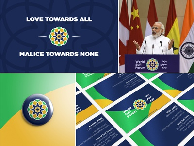 World Sufi Forum  |  Application Design