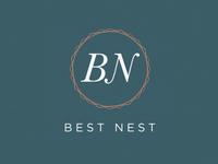 Best Nest Interior Design Logo