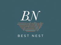 Best Nest Interior Design Logo final