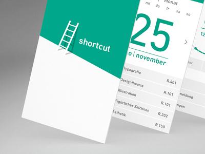 Shortcut WIP