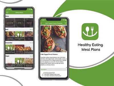 Healthy Eating Meal Plans ios app app mobile app