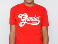 Gandul logo t-shirt