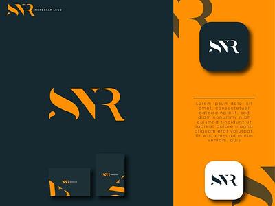 SNR monogram logo