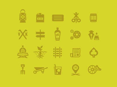 VK Bootlegger Icons WIP