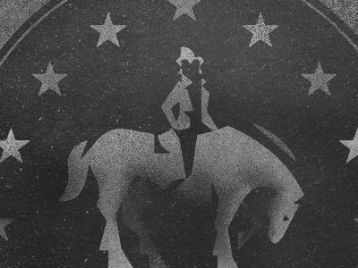 Look at this presidential horseback riding mofo