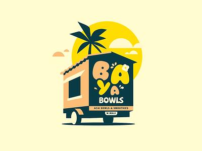 guess im back aloha island sunny fresh maui hawaii fruit food truck bowl acai