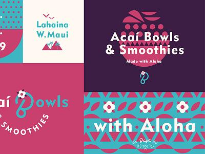 da kine wit da fruit aloha b acai identity hawaii maui bowls berry baya smoothies fruit