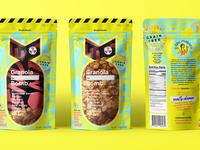 Granola So_______________ Bomb